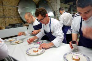 Chef Pascal Barbot -bicentenaire Comte Liger-Belair