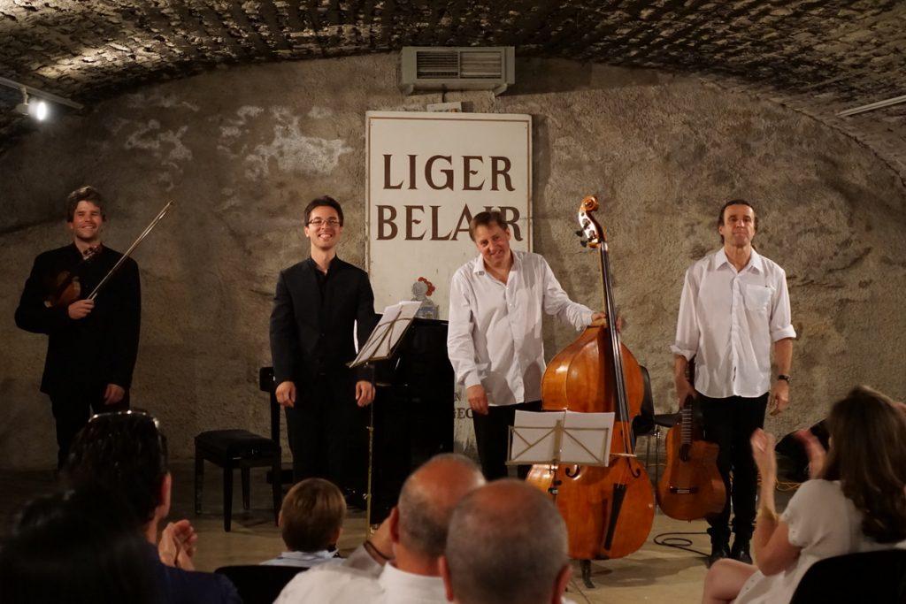 Concert bicentenaire Comte Liger-Belair